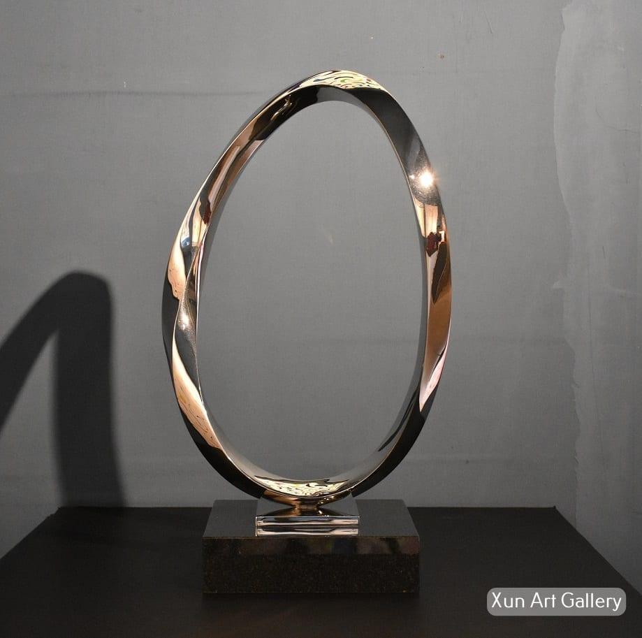 CHEN Wenqin - Endless curve no.1