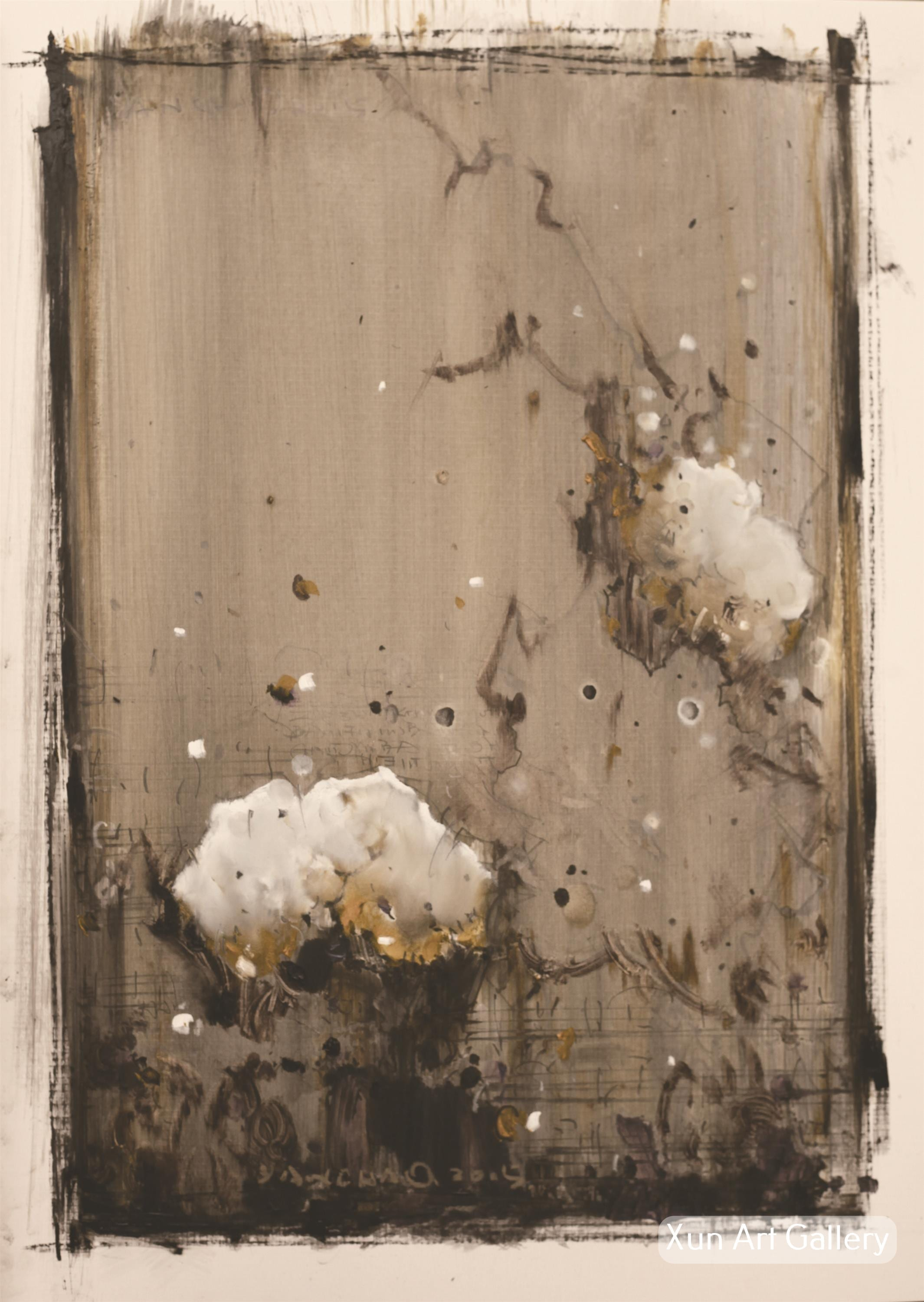 YAN Chao - In the Depths of Flowers 1