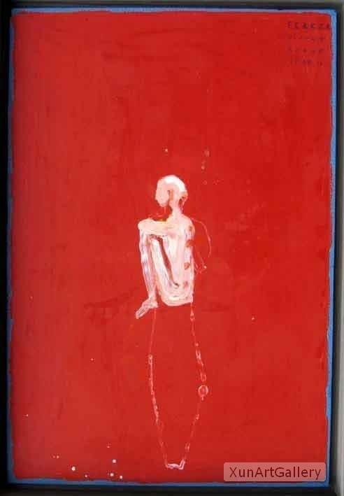 Vivant rouge by Guy FERRER